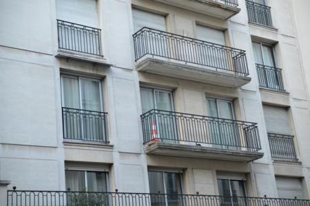 cône balcon