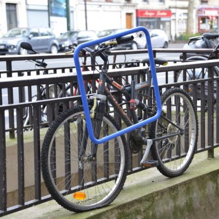 vélo cubiste