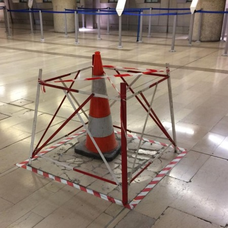 cone suspect